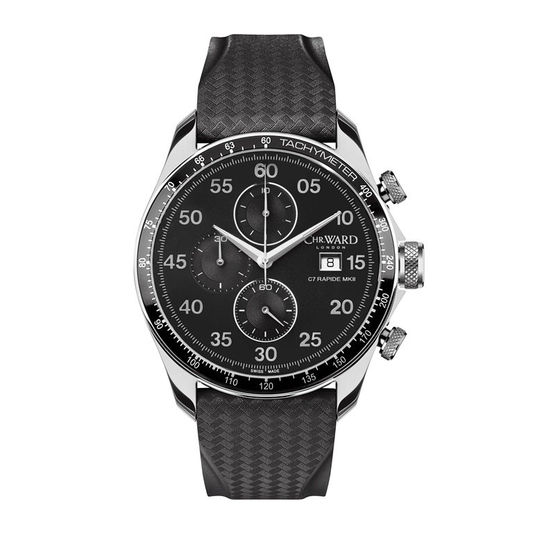 Christopher Ward C7 Rapide Chronograph MkII v390