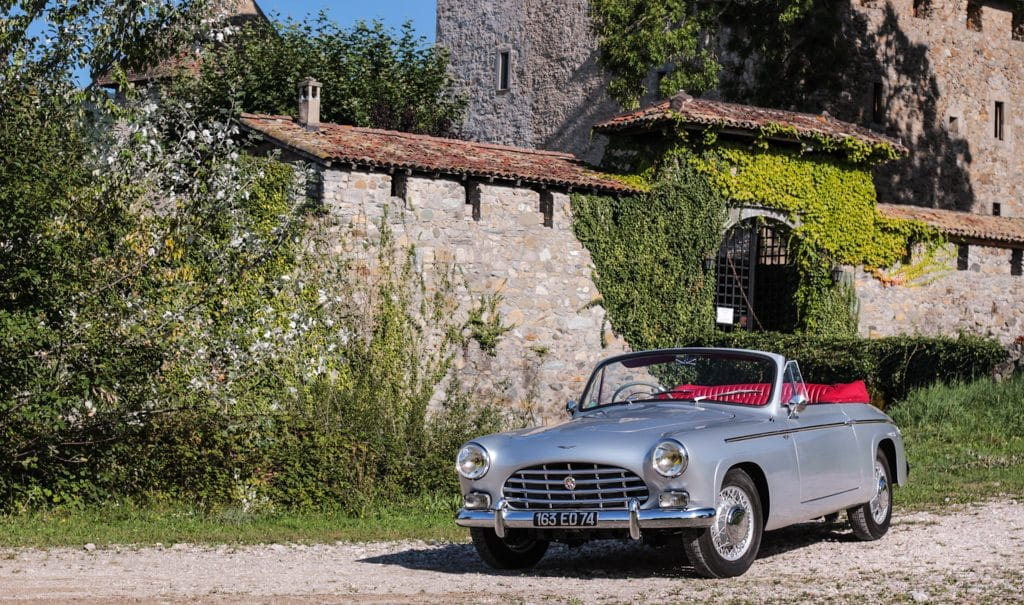 Salmson 2300S cabriolet Chapron 1955