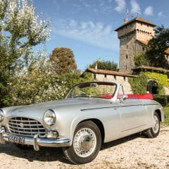 Essai classic : Salmson 2300S cabriolet Chapron 1955