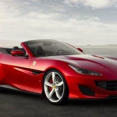 Salon de Francfort 2017 : Ferrari Portofino, ce n'est plus la Californie mais l'Italie