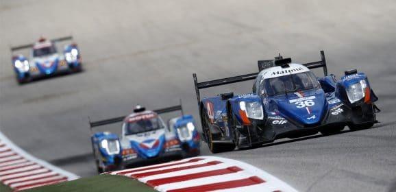 Première victoire d'Alpine cette saison en FIA WEC LMP2 à Austin