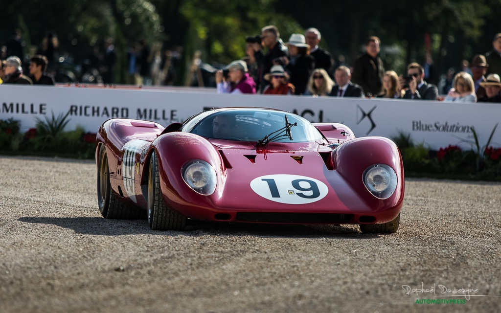 Ferrari 312P 1969