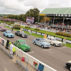 Goodwood Revival 2017 : St Mary's Trophy