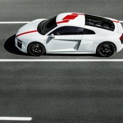 "Audi R8 ""Rear Wheel Series"" : Purist Pro(pulsion)"
