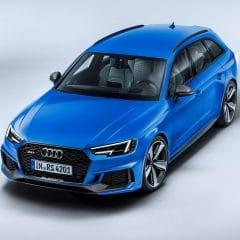 Audi RS4 Avant : Un retour remarqué