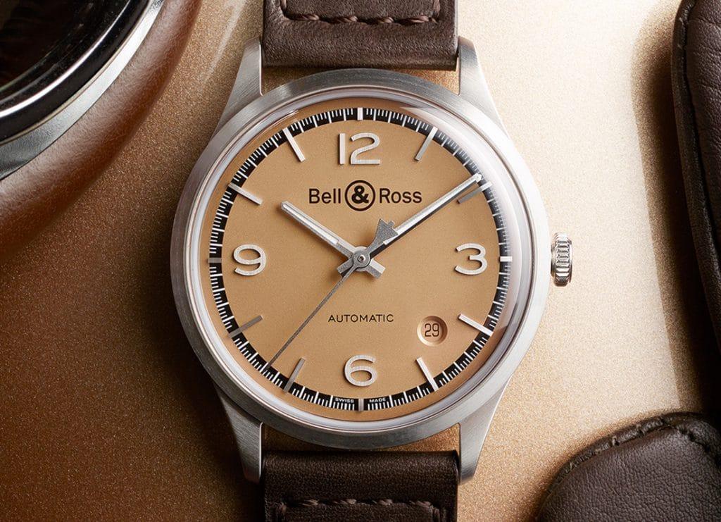 Bell & Ross Vintage BR V1-92 et V2-94 Bellytanker