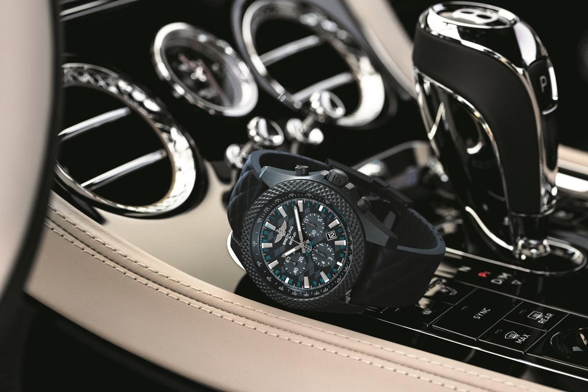 "Breitling for Bentley GT "" Dark Sapphire"" Edition"