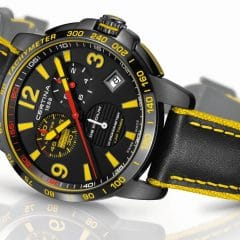 "Certina ""ADAC GT Masters"" : Chronographe DS Podium Lap Timer – Racing Edition"