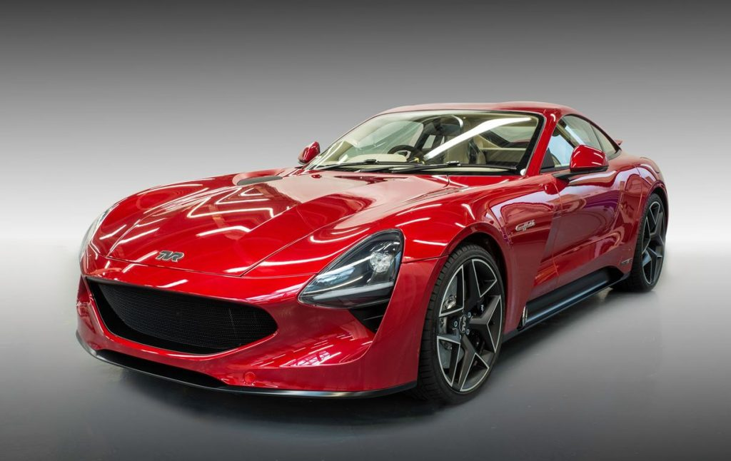 TVR Griffith 2017