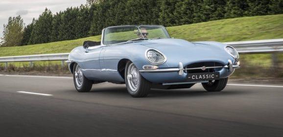 Jaguar Type-E électrique : Vraiment l'avenir de l'automobile ancienne ?