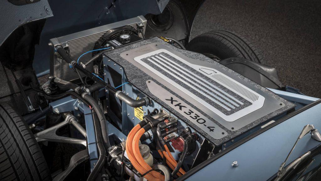 Jaguar Type-E Zero