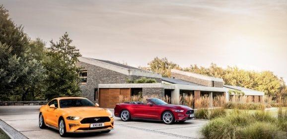 Ford Mustang 2018 : Plus technologique, mais avec autant de chevaux ?
