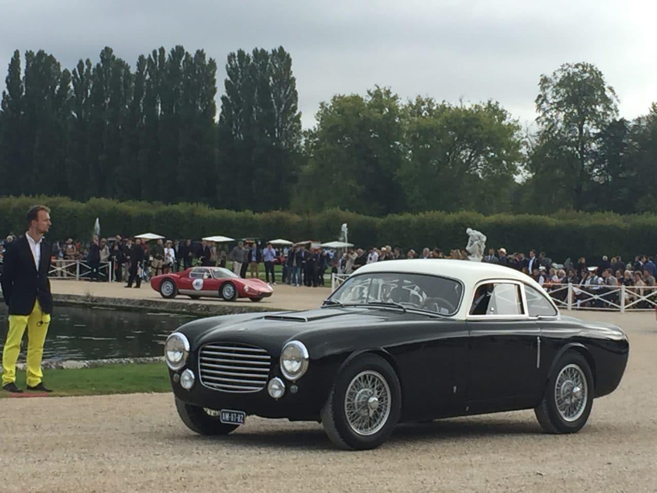 Siata 1200 Daina sport Bertone 1952