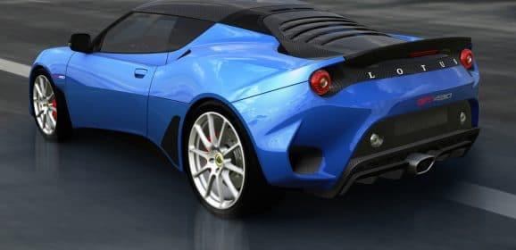 Lotus Evora GT430 Sport : Ôtez moi d'un aileron…