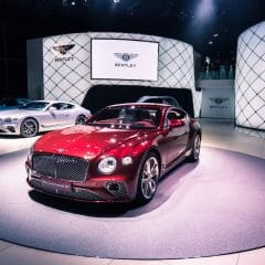 Bentley Continental GT : La touche française…