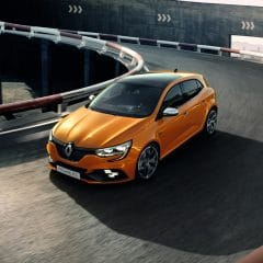 Renault Mégane R.S. : 280 ch, châssis Sport ou Cup, 4 roues directrices