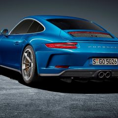 Porsche 911 GT3 Pack Touring : 911R en série