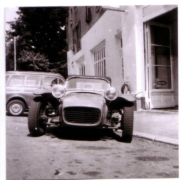 Lotus Seven S2 1972