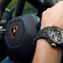 Roger Dubuis Excalibur Aventador S : Partenariat unique avec Lamborghini