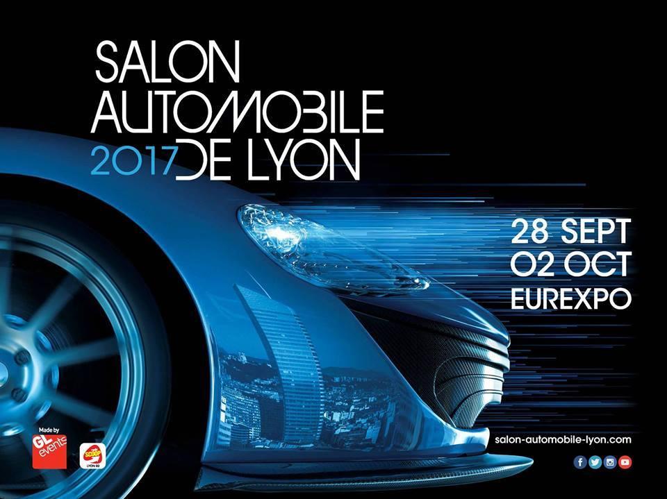 Salon Automobile de Lyon 2017