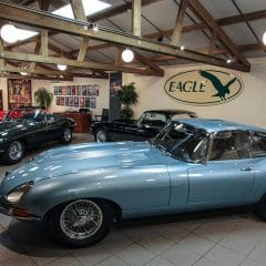 Eagle E-Type : Les artisans de la perfection Jaguar