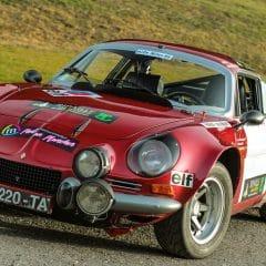 "Essai classic Alpine A110 Groupe 4 1970 ""usine ex-Thérier"" : Obsession Monte Carlo"