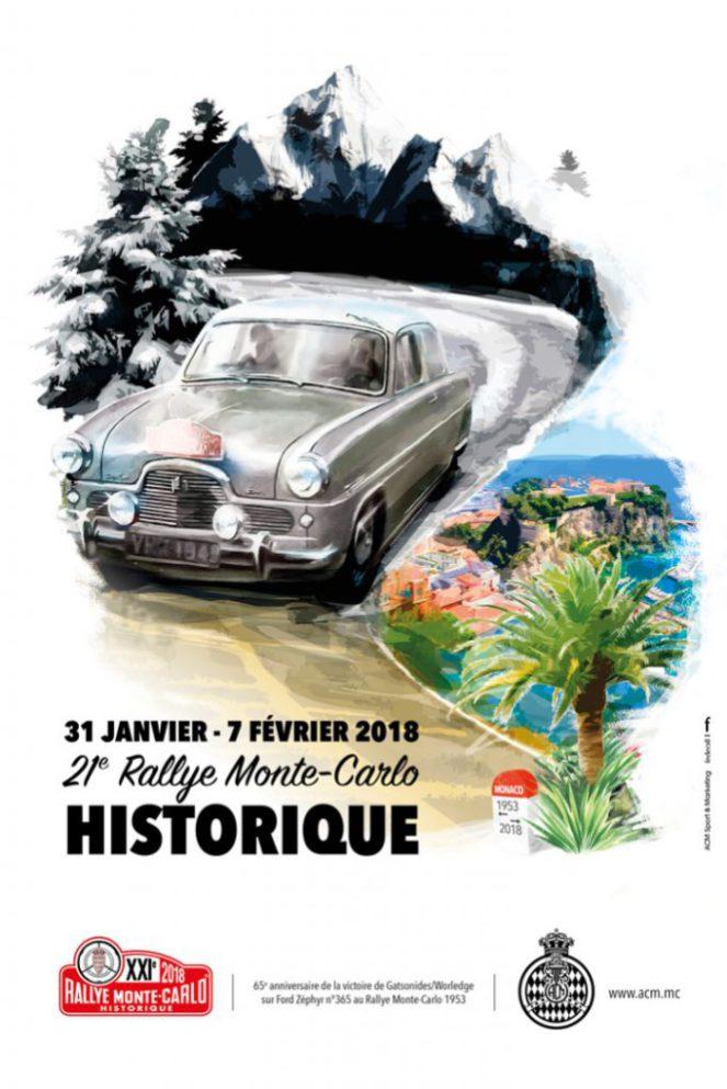 Monte Carlo Historique 2018