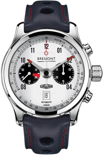 Bremont Jaguar MKII White