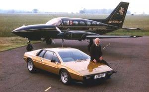Colin Chapman - Lotus Esprit