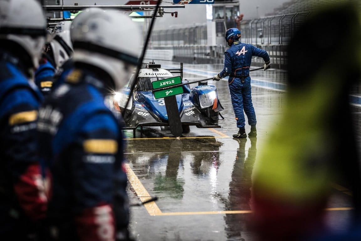 Signatech-Alpine A470 n°36 – 6H Fuji FIA WEC 2017
