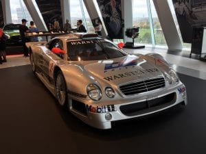Mercedes Museum