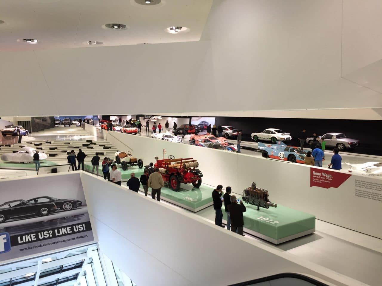 """Porsche Museum"