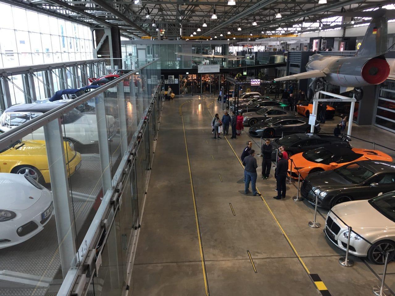 Motorworld Stuttgart