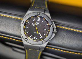 IWC Ingenieur Automatic Edition « AMG GT » : 10 ans de passion automobile