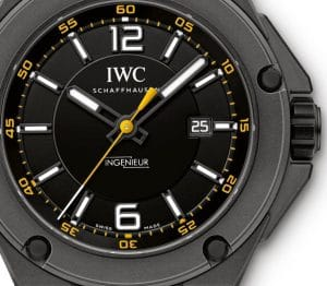IWC Ingenieur Automatic Edition « AMG GT »