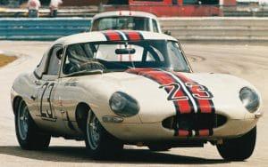 Jaguar E-Type Lightweight Competition 23