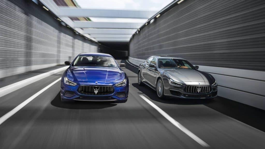 Maserati Ghbli GranSport & GranLusso 2018