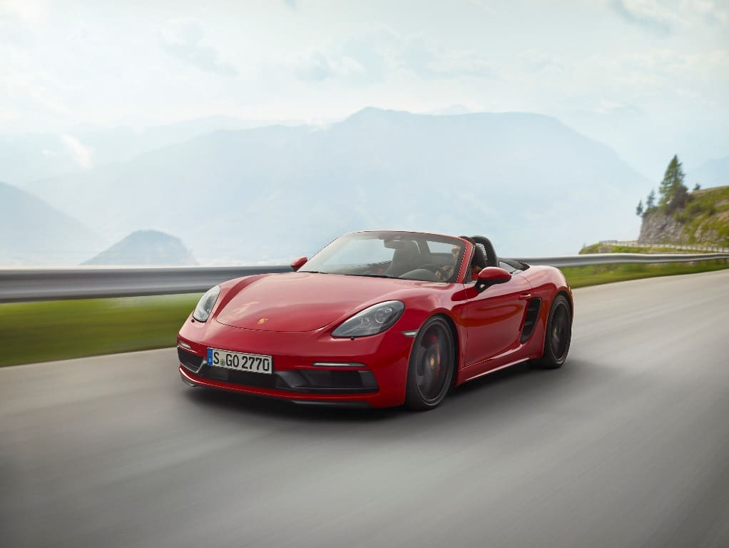 718 Boxster GTS