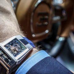 Parmigiani Fleurier Bugatti Type 390 : Superwatch pour la supercar Chiron
