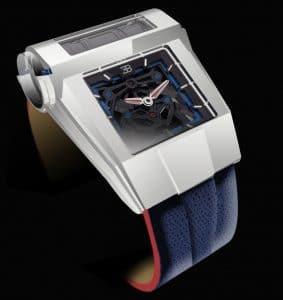 Parmigiani Fleurier Bugatti 390 Concept Watch (2016)