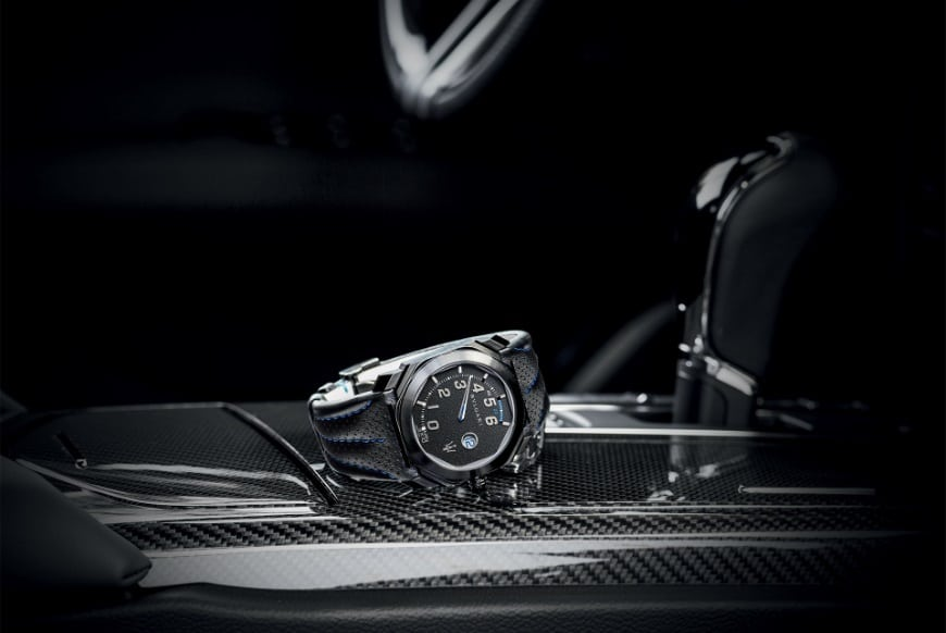 Bulgari Octo Maserati GranSport