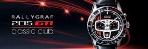 Yema Rallygraf Edition Spéciale 205 GTI Classic Club