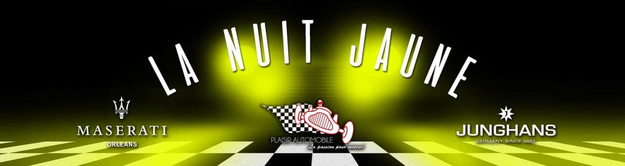 Rallye La Nuit Jaune - Junghans/Maserati
