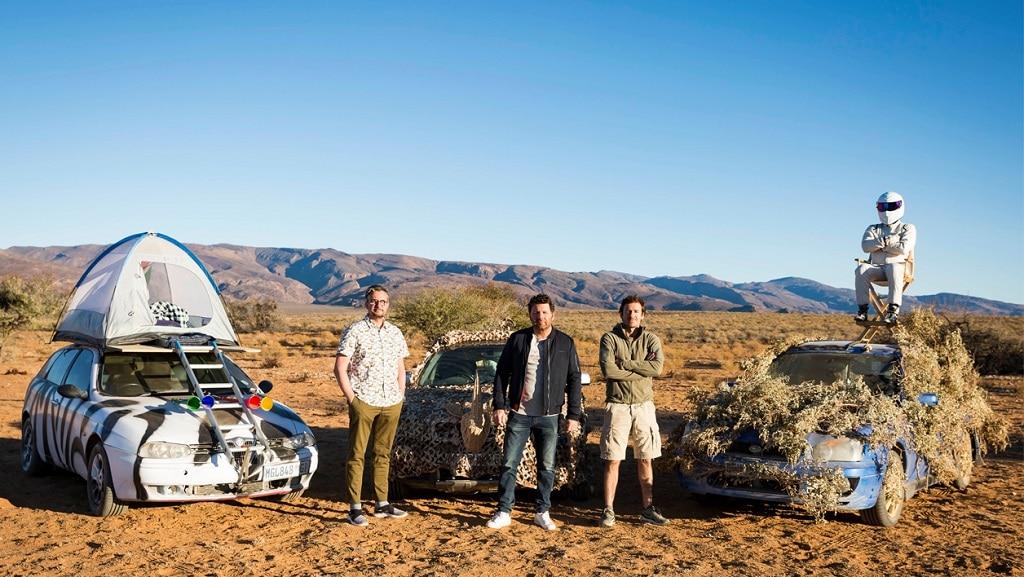 top gear france road trip en afrique du sud en attendant la saison 4 automotiv press. Black Bedroom Furniture Sets. Home Design Ideas