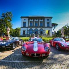 Les 55 ans de la Ferrari 250 GTO (1962)