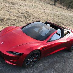 Tesla Roadster 2020 : b€$oin d'air ?