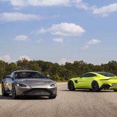 Aston Martin Vantage 2018 : Demi-soeur de l'AMG GT S
