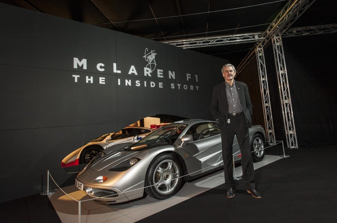 Gordon Murray and McLaren F1