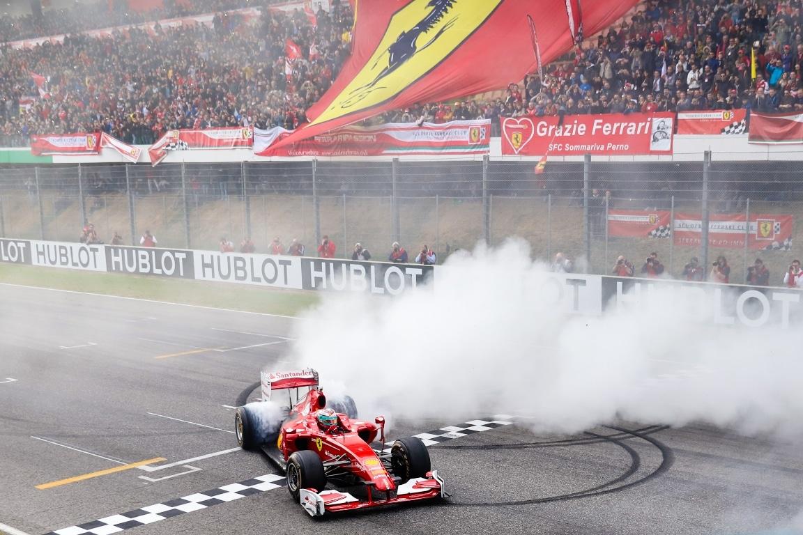 Hublot Ferrari Finali Mondiali 2017