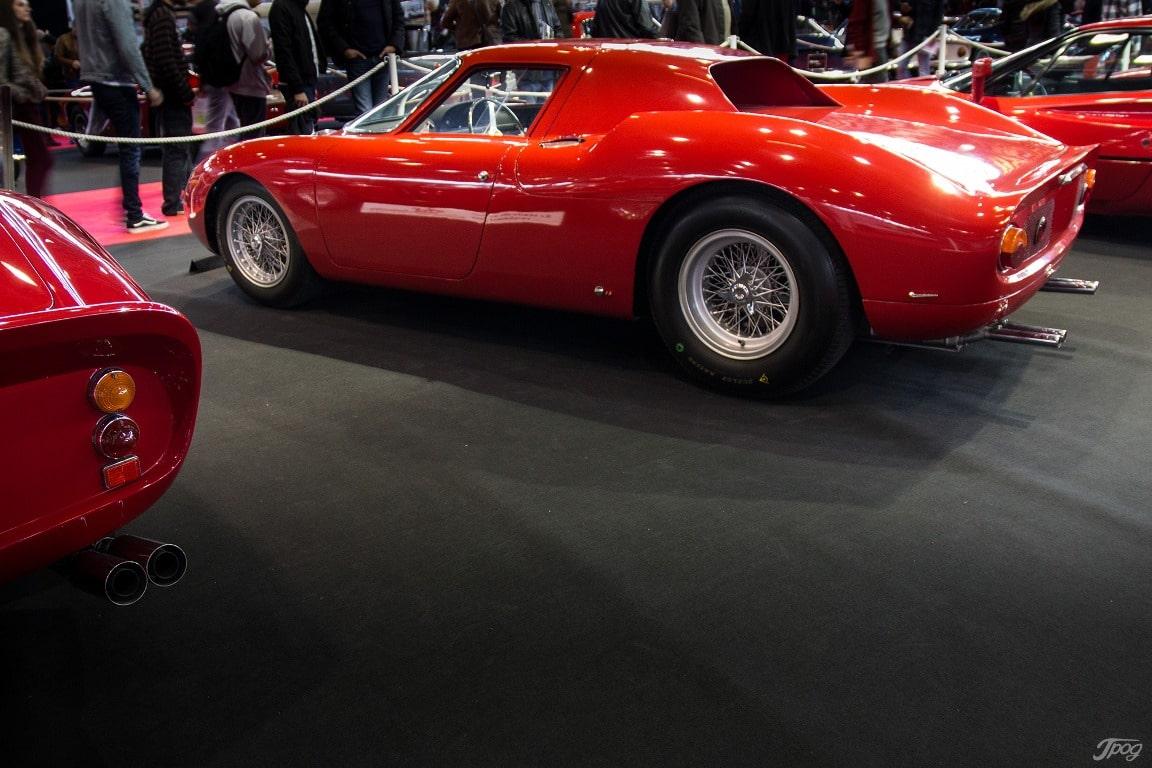 Epoqu'Auto 2017 : 70 ans de Ferrari – Jpog photographie